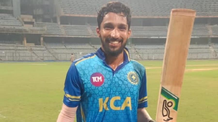 Kerala's Mohammed Azharuddeen smashes second-fastest century in Syed  Mushtaq Ali Trophy