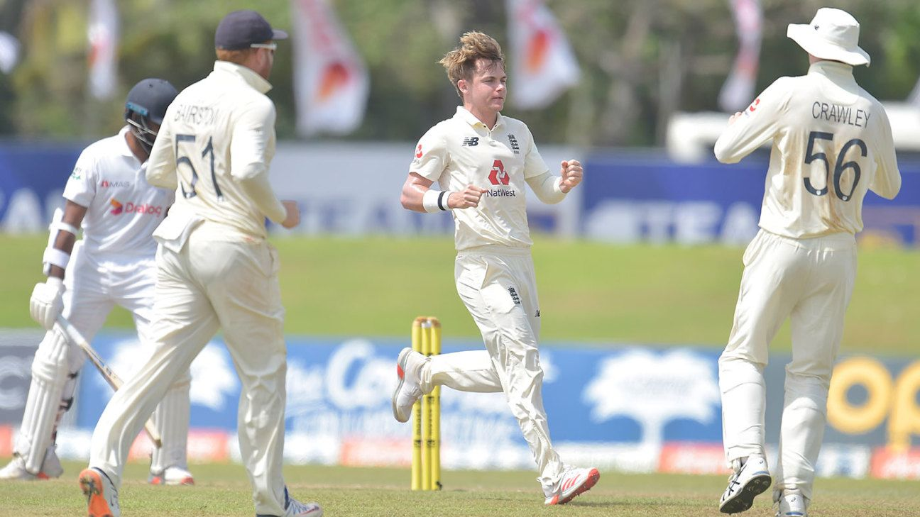 Sam Curran out of India Tests due to difficulties in travelling to Ahmedabad solo - ESPNcricinfo