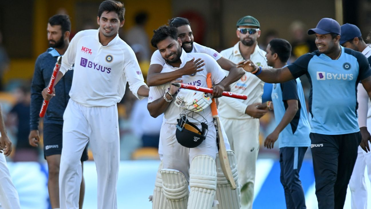 Full Scorecard of Australia vs India 4th Test 2020/21 - Score Report   ESPNcricinfo.com
