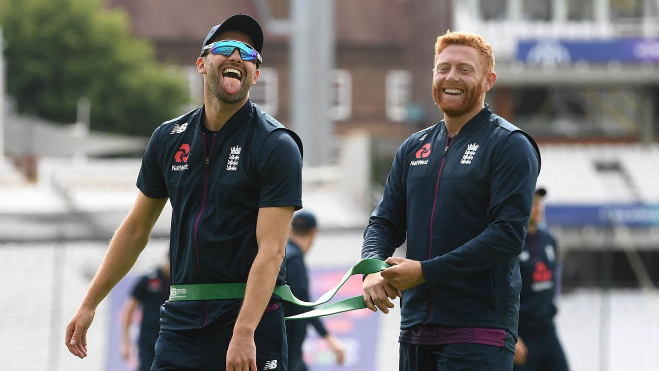 England in India 2020-21 - Jonny Bairstow, Mark Wood and Sam Curran rested  for first two India Tests