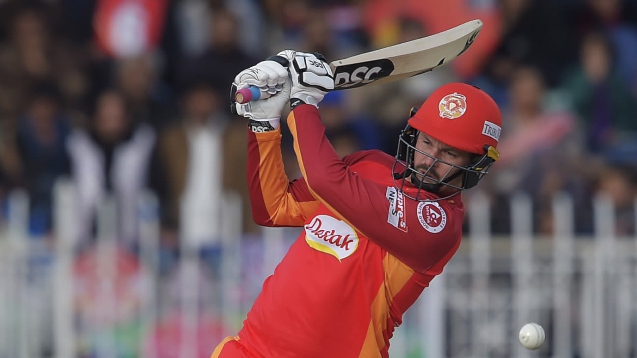 Colin Munro to miss PSL 2021 edition for Islamabad United