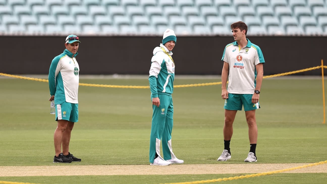 Paine vows players will work with Langer following emergency talks