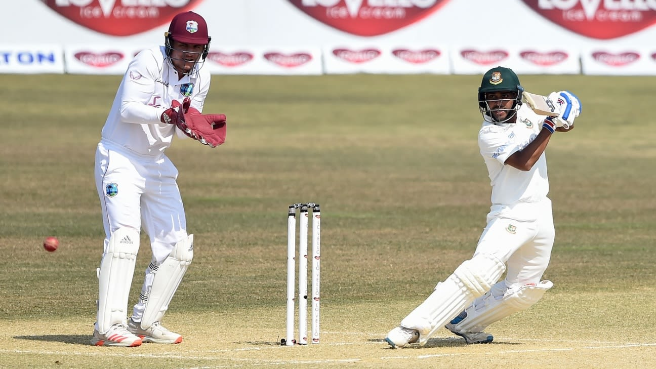 How Tamim, Mushfiqur and Shakib helped Mehidy make his first Test century - ESPNcricinfo
