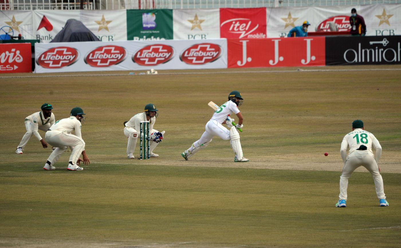 Recent Match Report - Pakistan vs South Africa 2nd Test 2020/21 - ESPNcricinfo