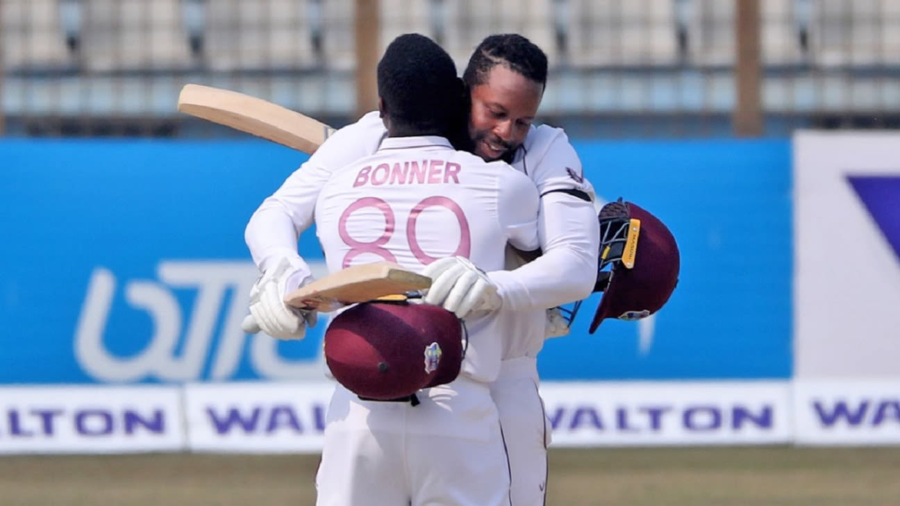 Five reasons West Indies' Chattogram win is one of their greatest - ESPNcricinfo