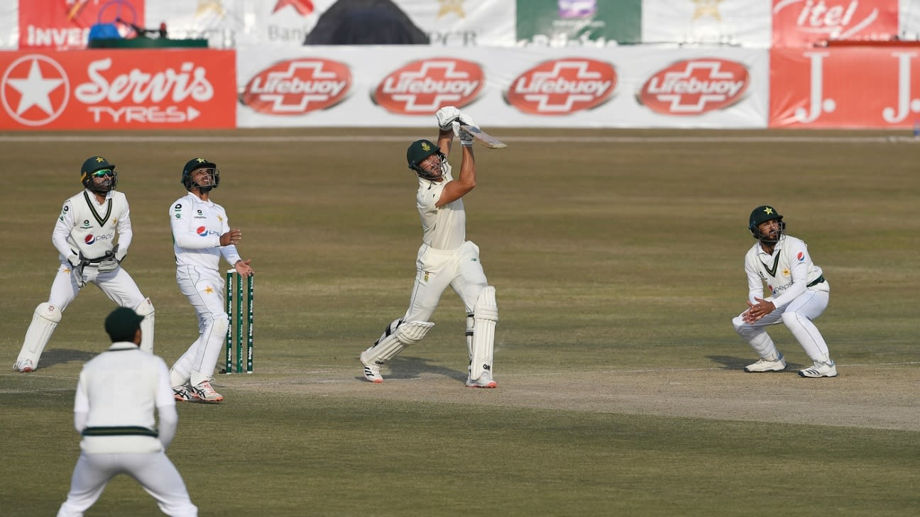 Recent Match Report - Pakistan vs South Africa 2nd Test 2020/21 - ESPNcricinfo.com