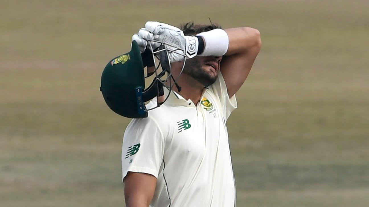 Centurion Markram bemoans South Africa's defeat despite having 'started making progress' - ESPNcricinfo