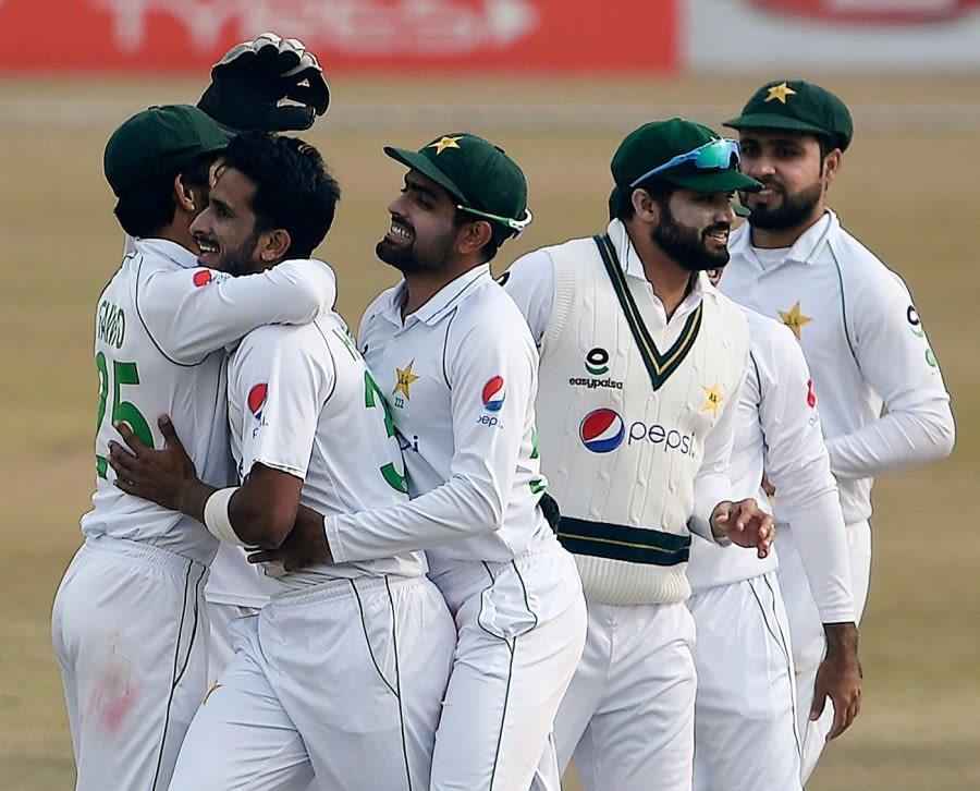 Recent Match Report - Pakistan vs South Africa 2nd Test 2020/21    ESPNcricinfo.com