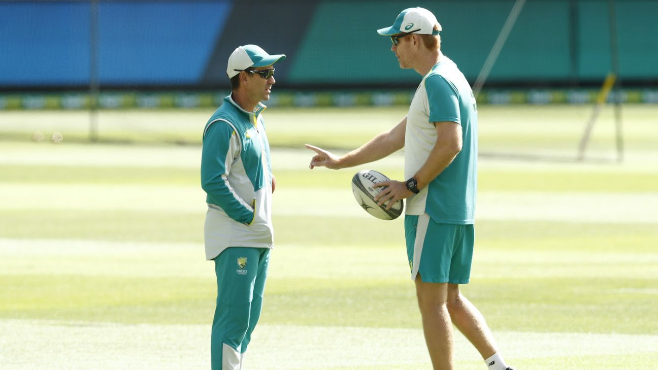 Australia seek middle-order answers during T20 mission in New Zealand - ESPNcricinfo