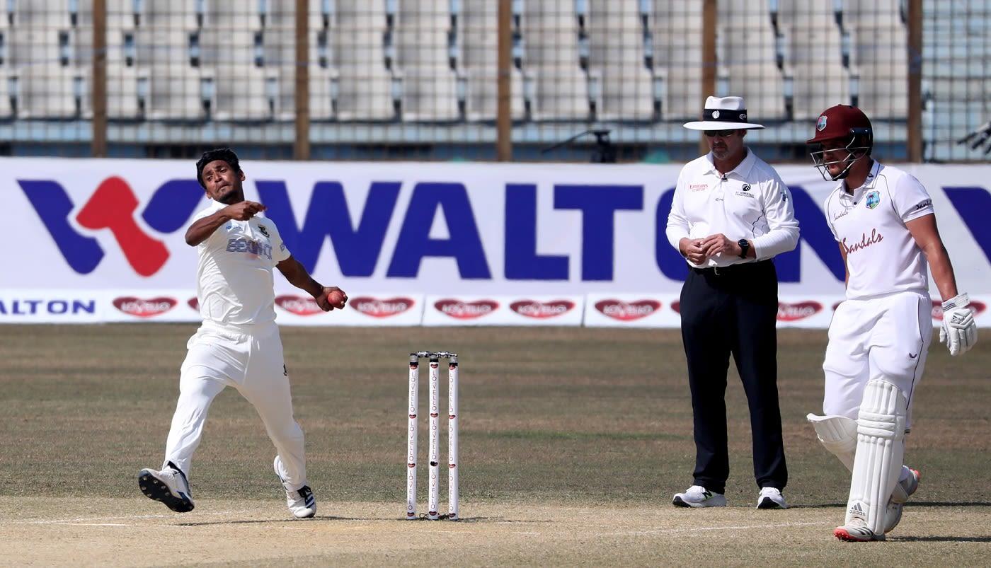Recent Match Report - West Indies vs Bangladesh 2nd Test 2020/21 - ESPNcricinfo