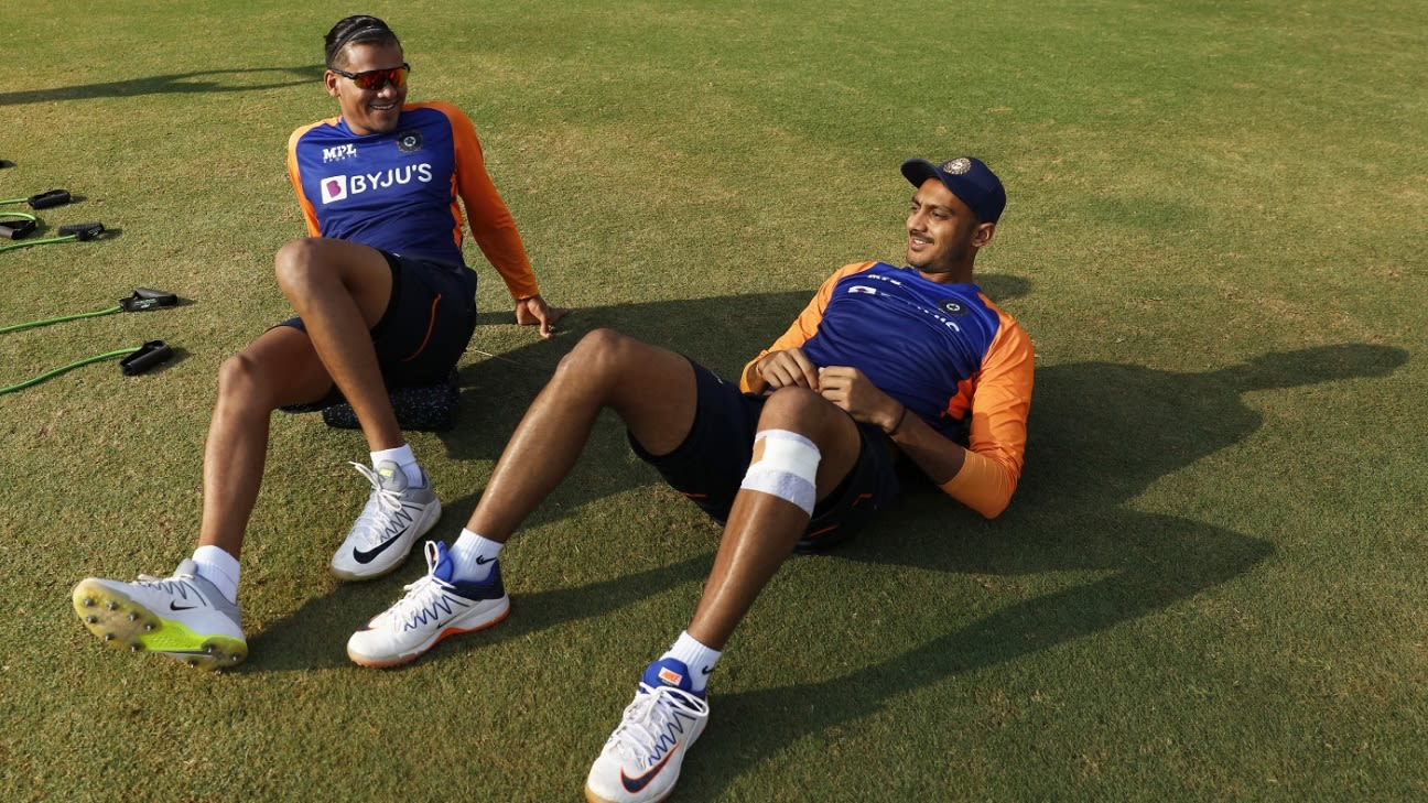 Axar Patel 'raring to go' for the second Test - ESPNcricinfo