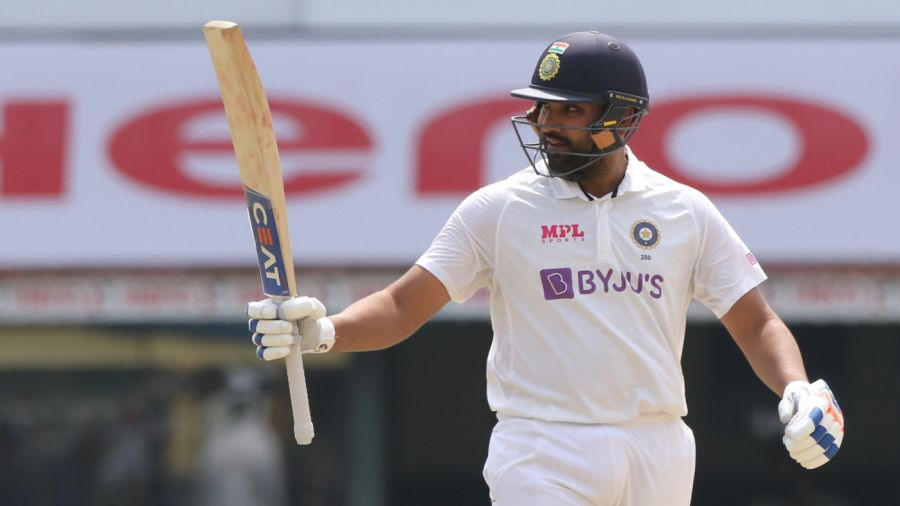 Ind vs Eng 2020-21 - 4th Test - The full range of Rohit Sharma