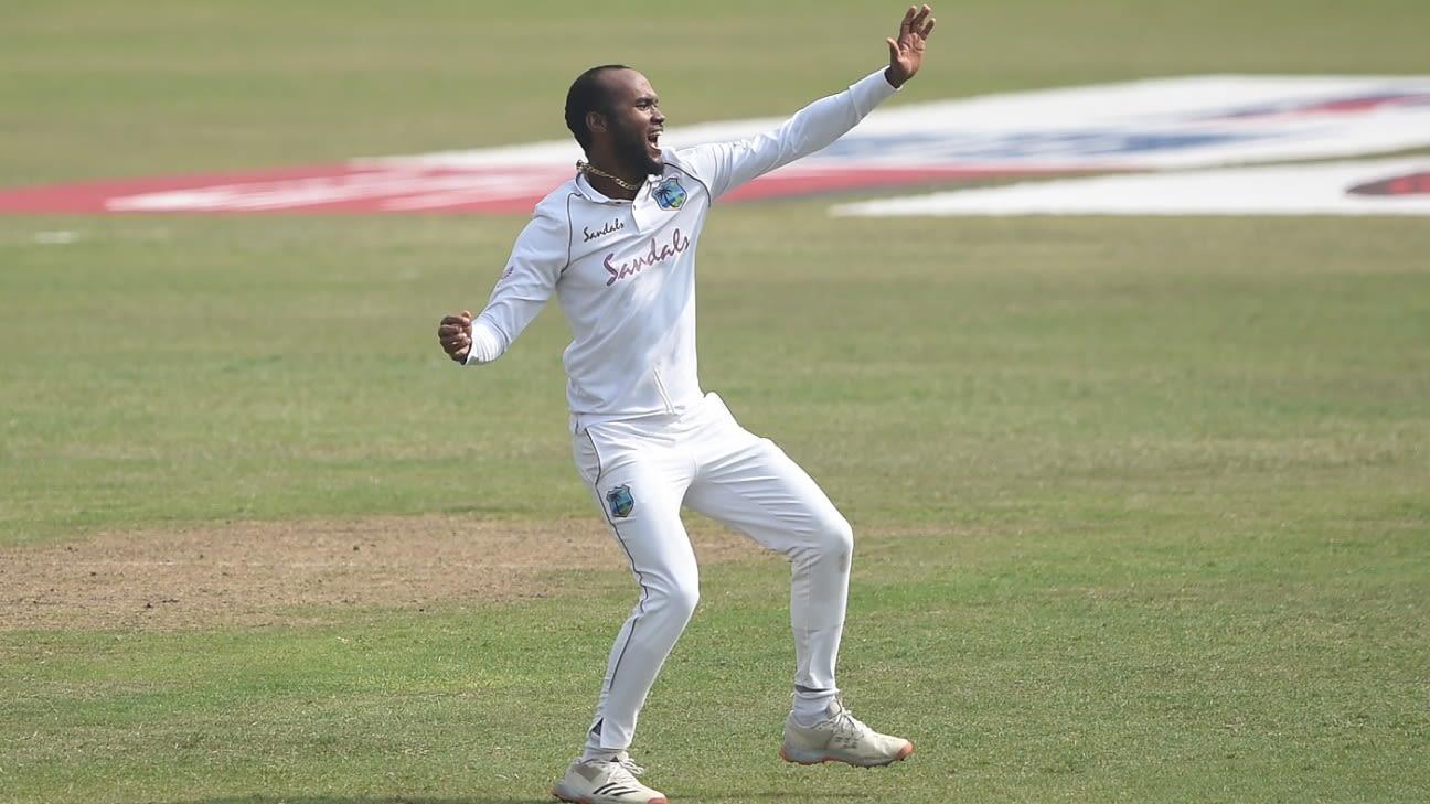Kraigg Brathwaite toasts 'amazing achievement' by West Indies: 'The future is bright' - ESPNcricinfo