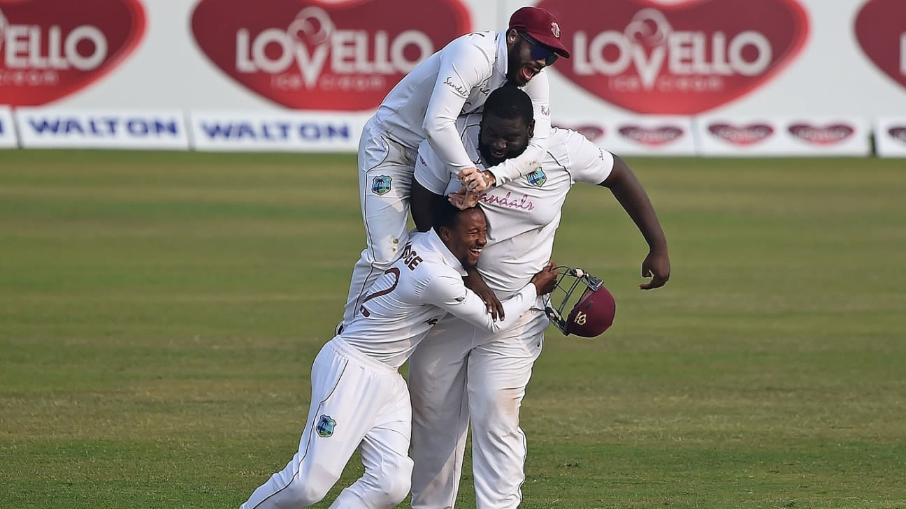 West Indies find subcontinent weapon in Rahkeem Cornwall - ESPNcricinfo