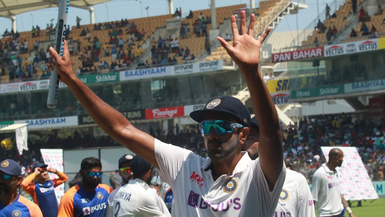 Quiz: Ashwin at 400 - how closely have you followed his career? - ESPNcricinfo