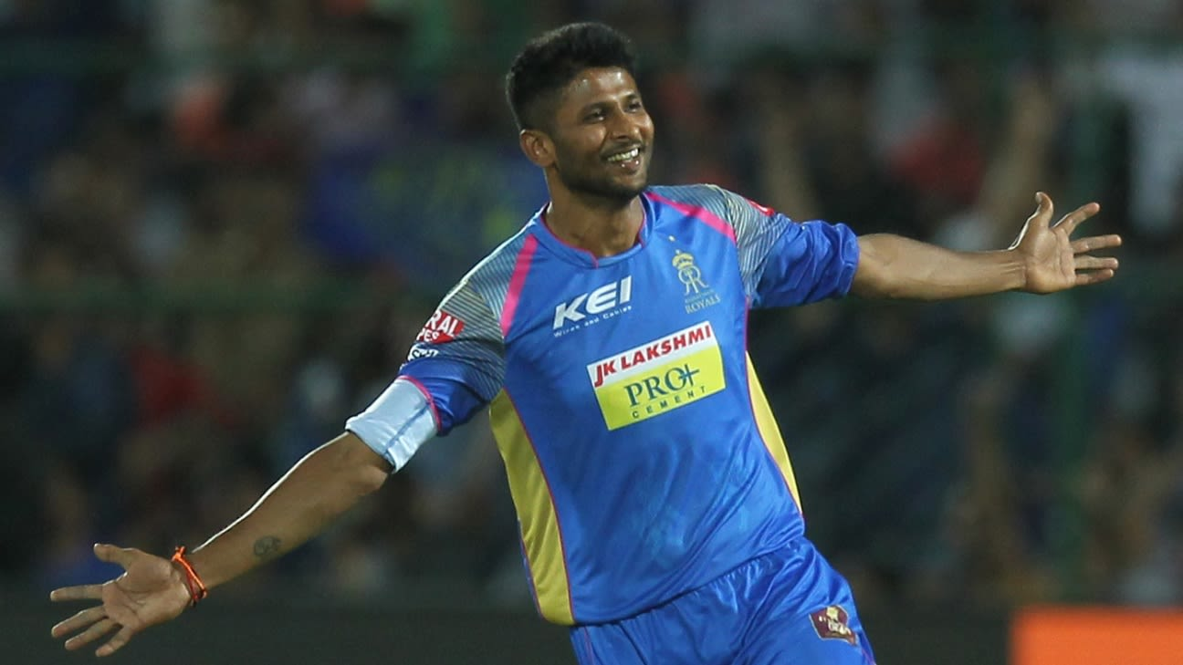 IPL 2021 auction - 'It was nerve-wracking, watching on TV' - K Gowtham becomes richest uncapped Indian in IPL history