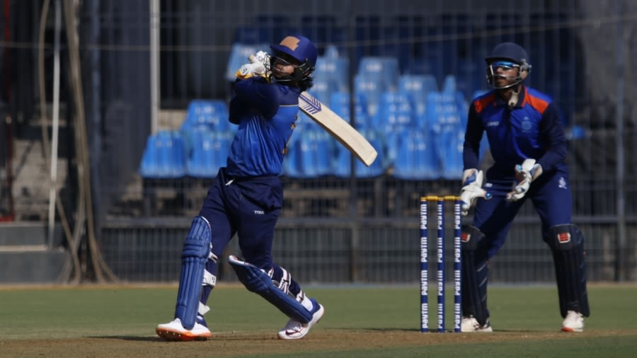 Mumbai, Saurashtra, Uttar Pradesh and Kerala through to Vijay Hazare quarter-finals