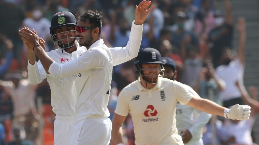 England consider lodging ICC pitch complaint as Chris Silverwood calls on batsmen to heed lessons