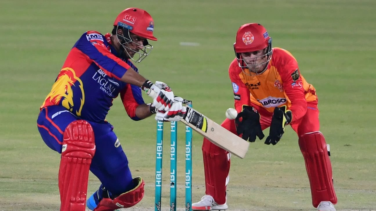 Recent Match Report - Kings vs United 6th Match 2020/21 - ESPNcricinfo