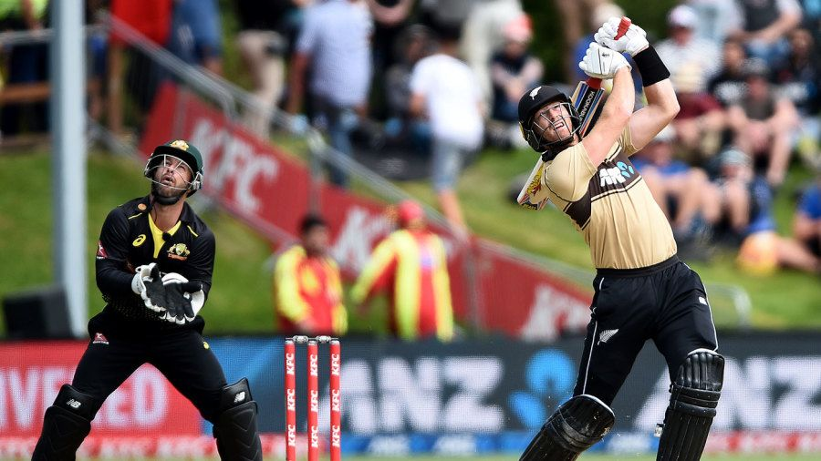 New Zealand survive Marcus Stoinis-Daniel Sams onslaught to earn 2-0 series lead