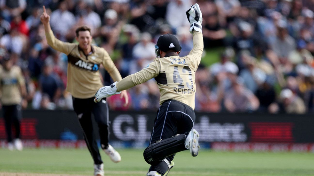 ICC  T20I bowling ranking – New Zealand's Tim Southee and Mitchell Santner up to No. 6 and 7