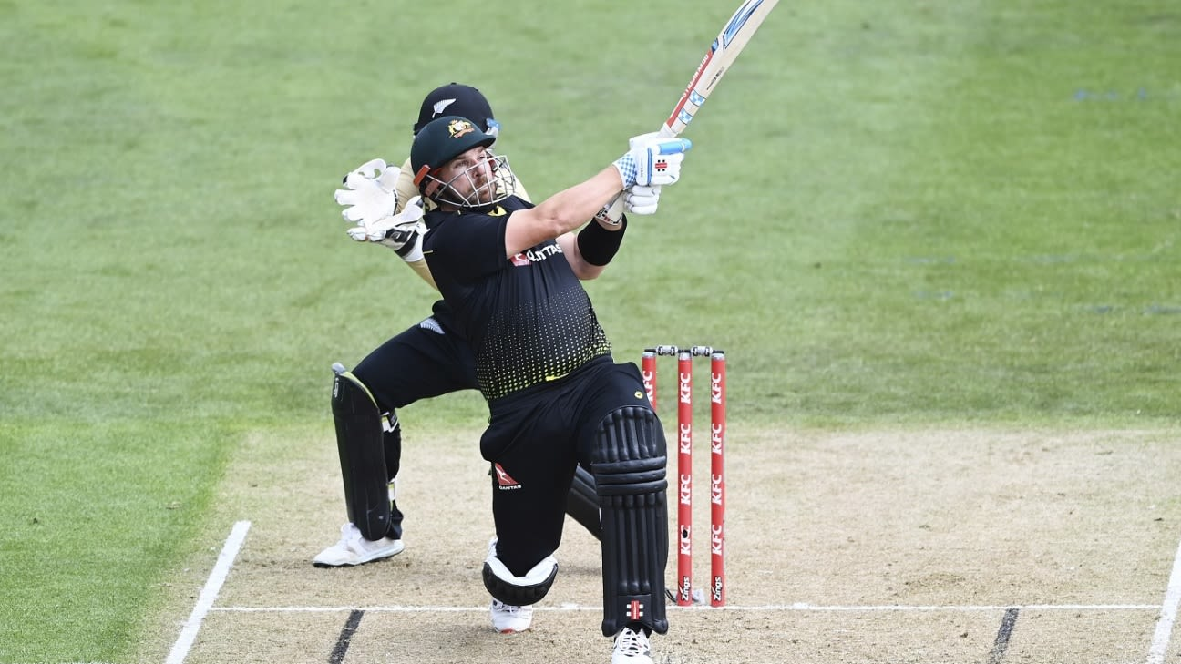 Aaron Finch has bounced back before, can he do it again? - ESPNcricinfo