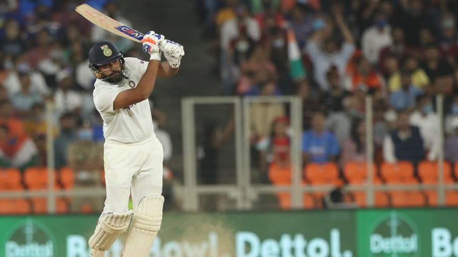 Rohit Sharma climbed six places after the third Test against England BCCI