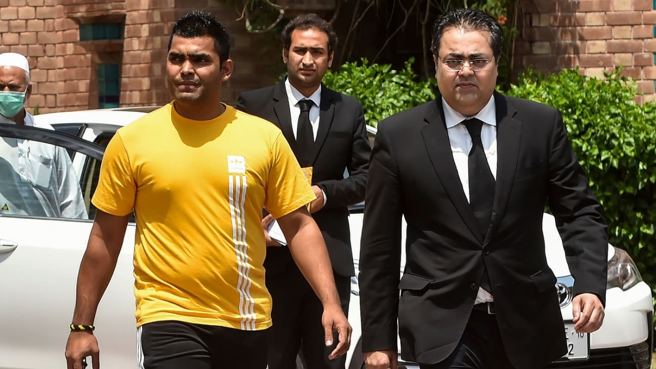 Umar Akmal eligible to return to cricket after CAS reduces his ban by six months - ESPNcricinfo