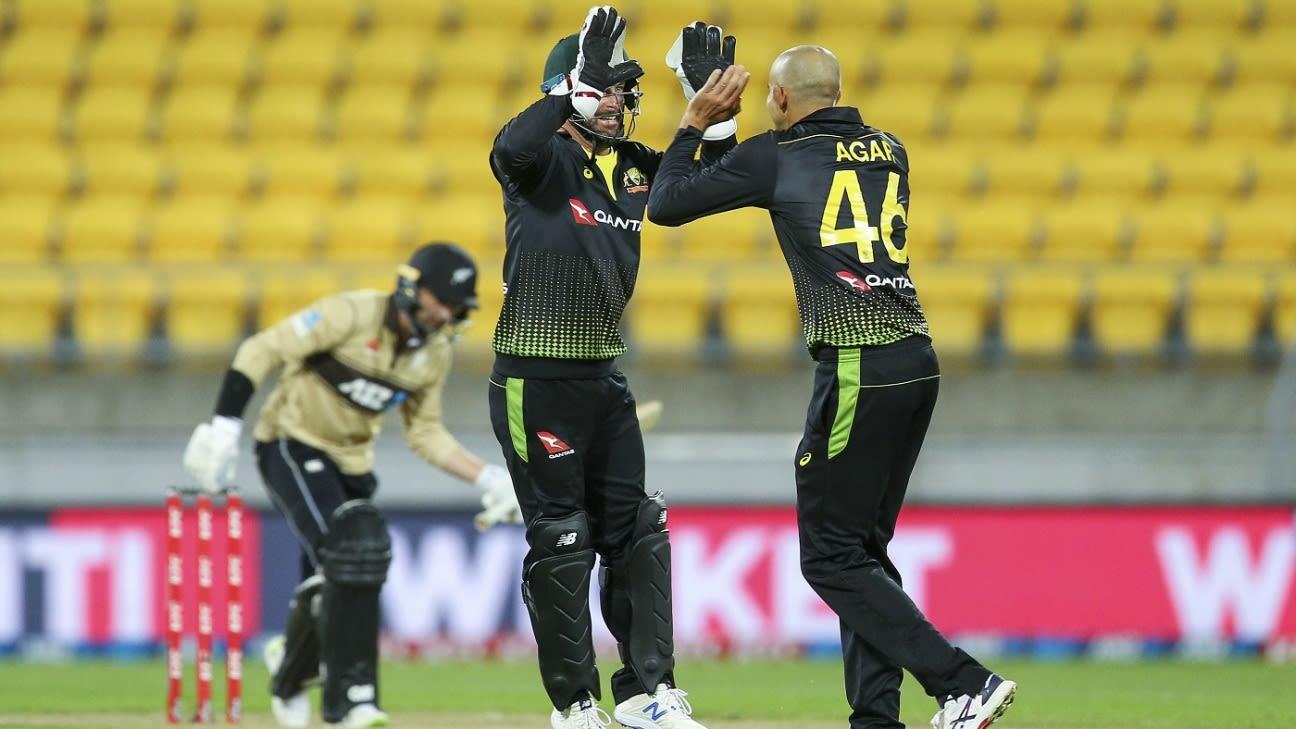Match Preview - New Zealand vs Australia, Australia in New Zealand 2020/21, 4th T20I - ESPNcricinfo