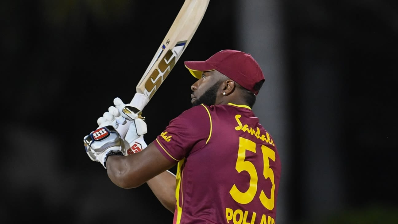 Match Report – Sri Lanka vs West Indies 1st T20I 2021 'Kieron Pollard became the third player to hit six sixes in an over in international cricket