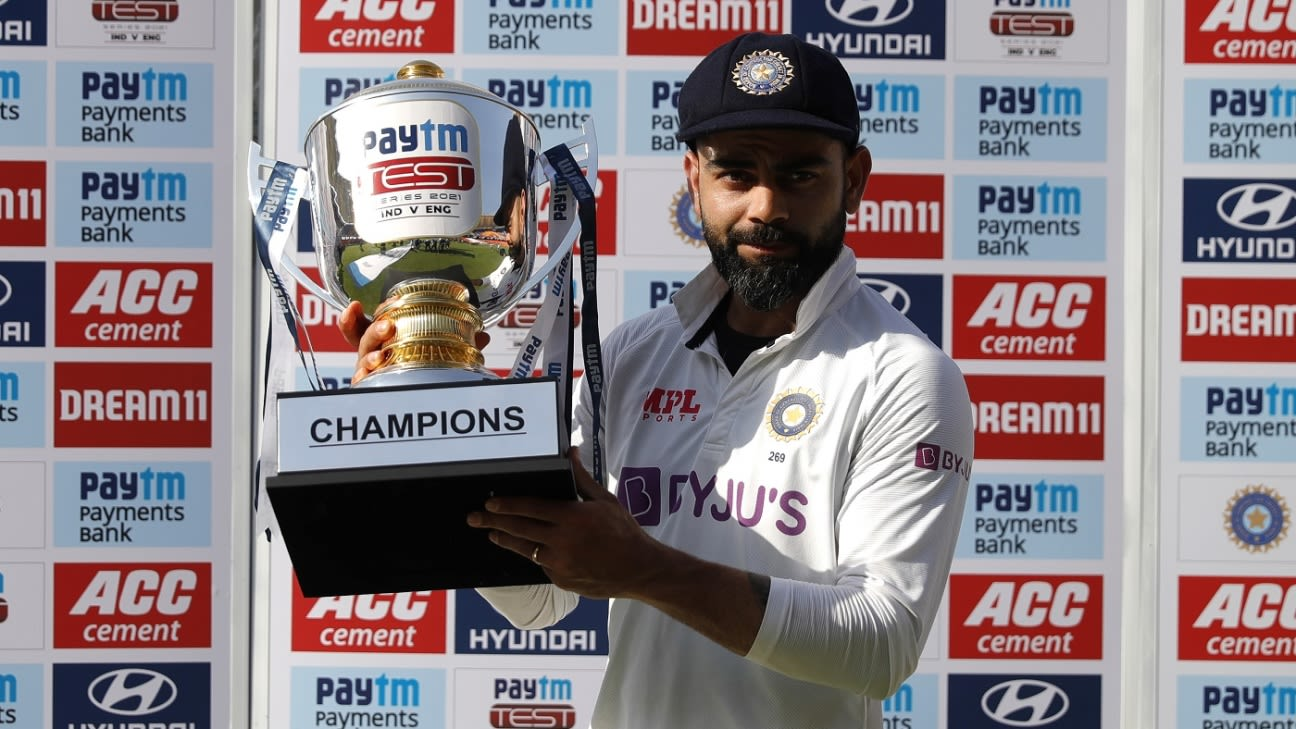 India are the best Test team irrespective of WTC standings - ESPNcricinfo