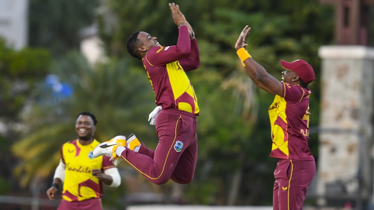 Recent Match Report - Sri Lanka vs West Indies 3rd T20I 2020/21 - ESPNcricinfo
