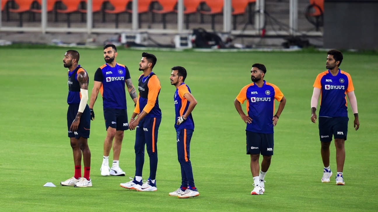 Kohli says 'no space for compromise' when it comes to fitness levels - ESPNcricinfo