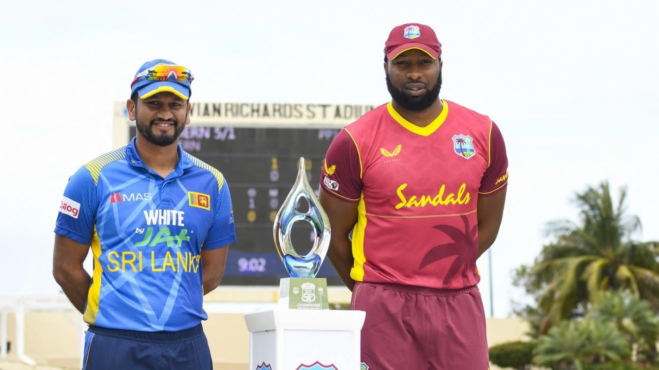 Match Preview - Sri Lanka vs West Indies, Sri Lanka tour of West Indies 2020/21, 2nd ODI - ESPNcricinfo