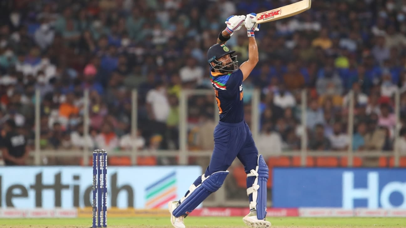 ICC T20I rankings – Virat Kohli jumps back into top five in ICC Ranking , Jos Buttler moves up to 19th – CRICRP