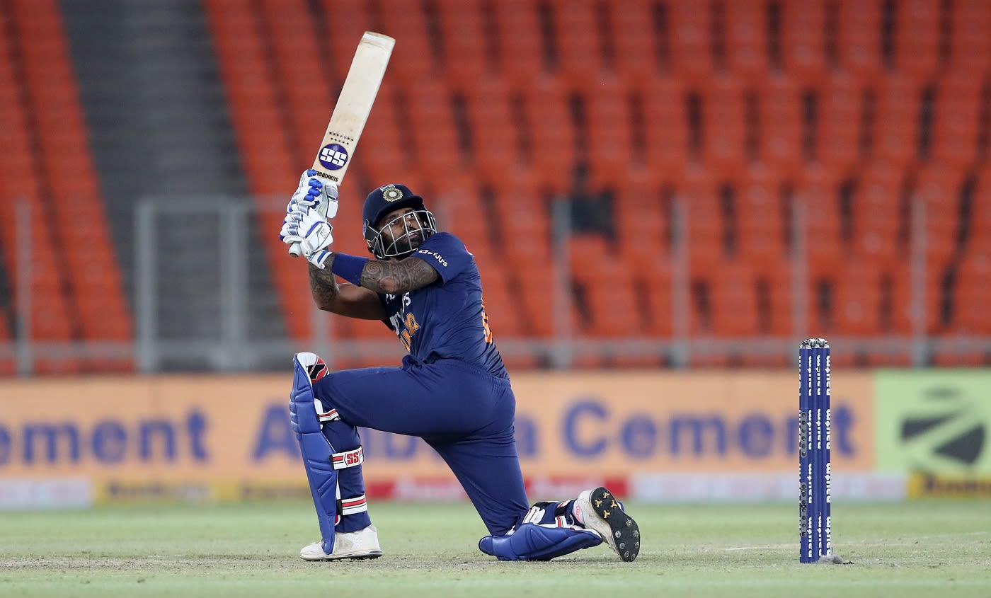SL vs Ind - Suryakumar Yadav 'not thinking' about Arjuna Ranatunga's 'second-string Indian side' comment