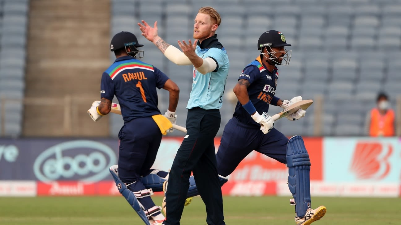 India and England play good cop bad cop as series hits fever pitch