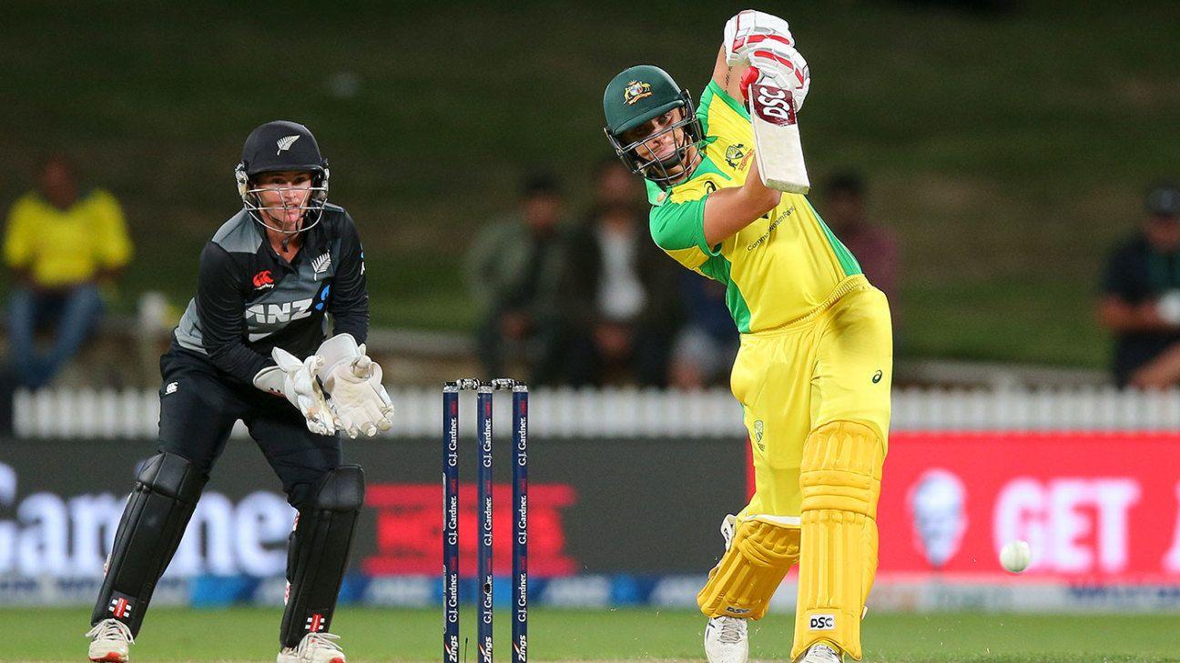 Recent match report – NZ Women vs AUS Women 1st T20I 2020/21
