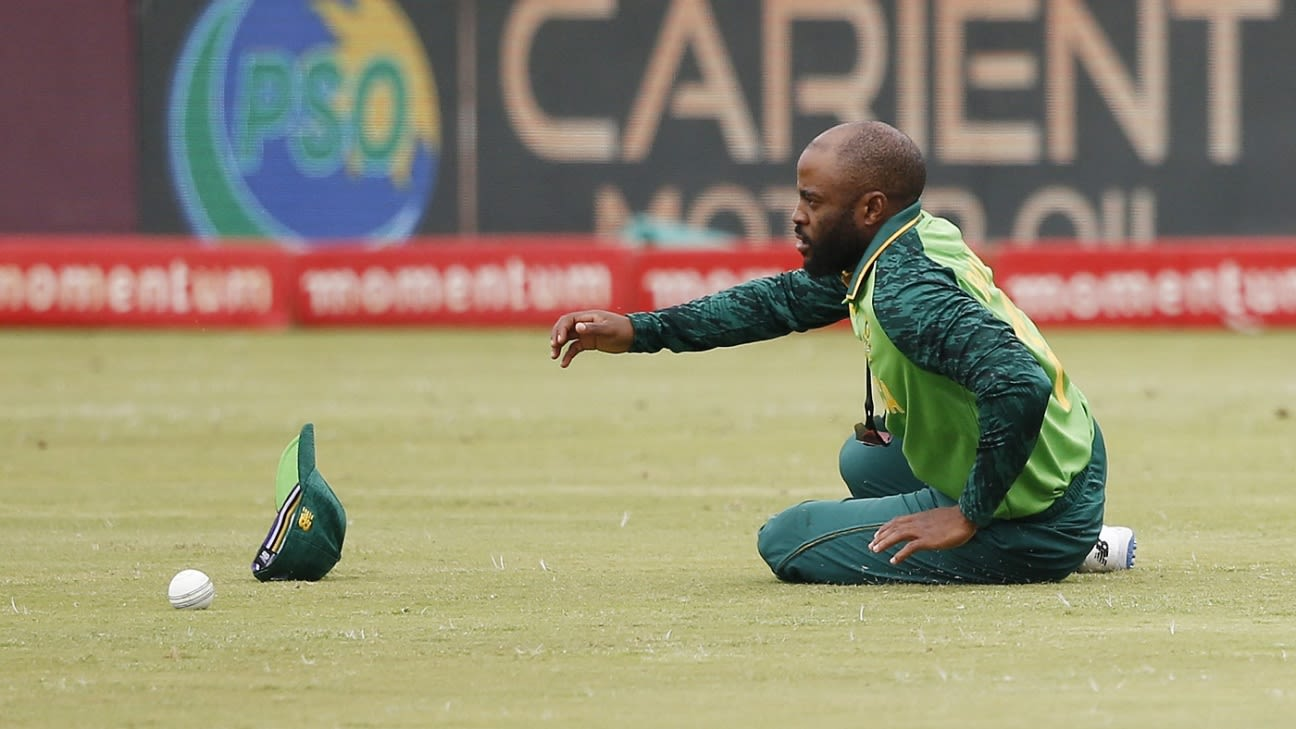 Mark Boucher's problems grow as captain Temba Bavuma set to miss T20Is: 'It doesn't look good'