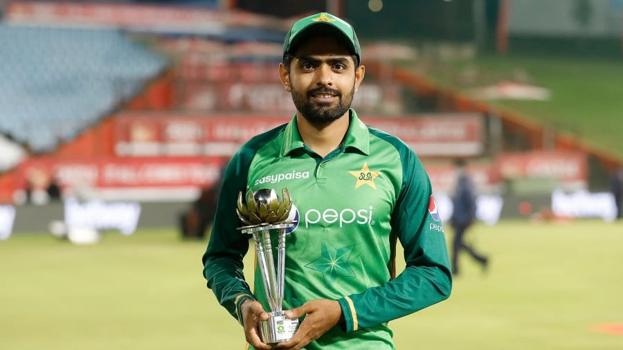 Babar Azam voted the ICC's Men's Player of the Month for April