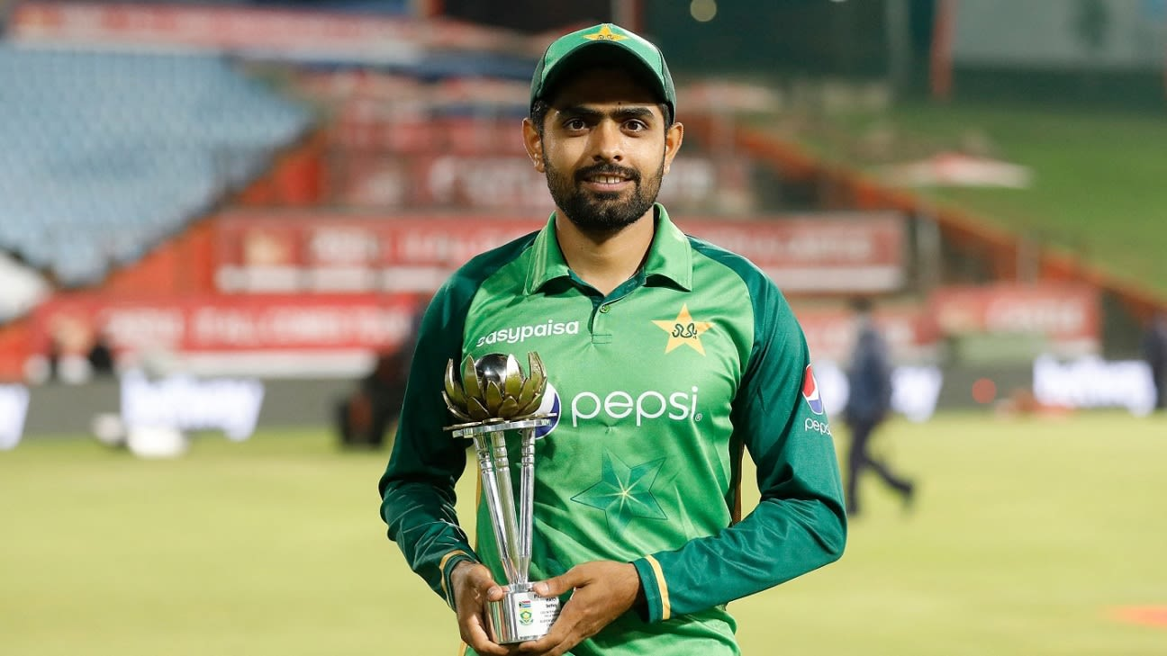 Babar Azam revels in his top order conquering South Africa