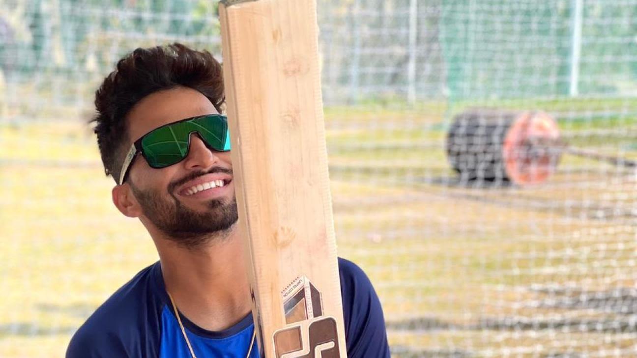Patidar ready to make a splash in IPL after 'amazing last few months' - ESPNcricinfo