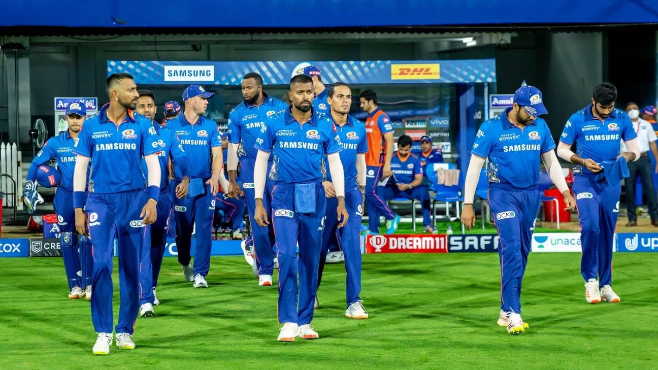 IPL 2021, match highlights: Kolkata Knight Riders vs Mumbai Indians