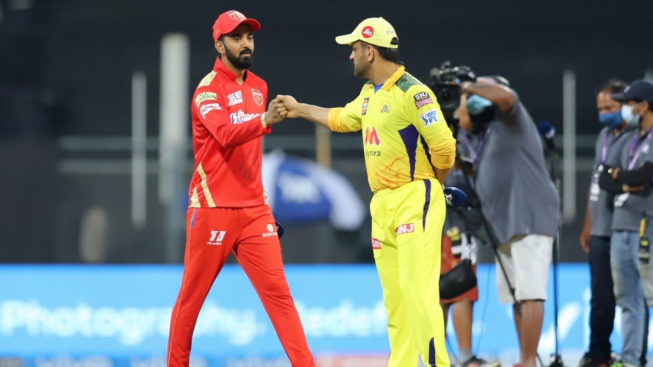 IPL 2021, match highlights: Punjab Kings vs Chennai Super Kings