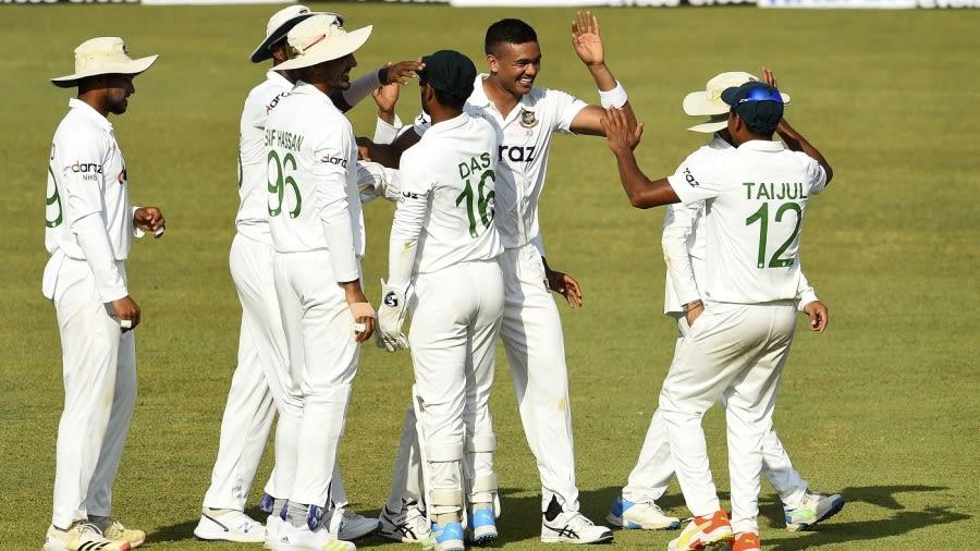 Sri Lanka vs Bangladesh 1st Test 2021 Highlights - Cricket Highlightsz