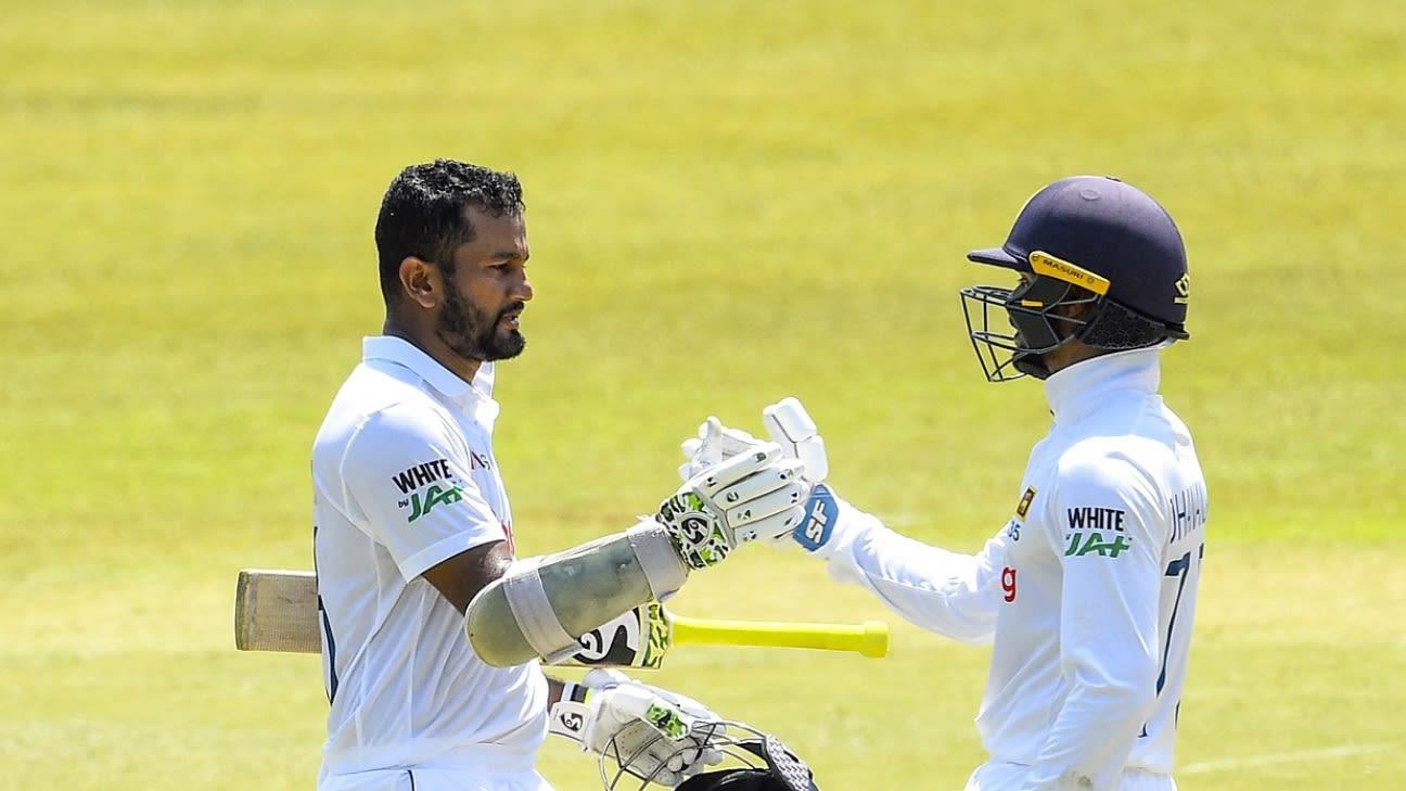 Sri Lanka vs Bangladesh 2nd Test 2021 – Match Report
