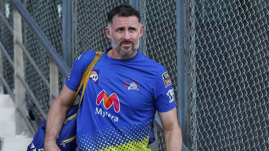 IPL 2020 - Chennai Super Kings - Michael Hussey tests positive for Covid-19