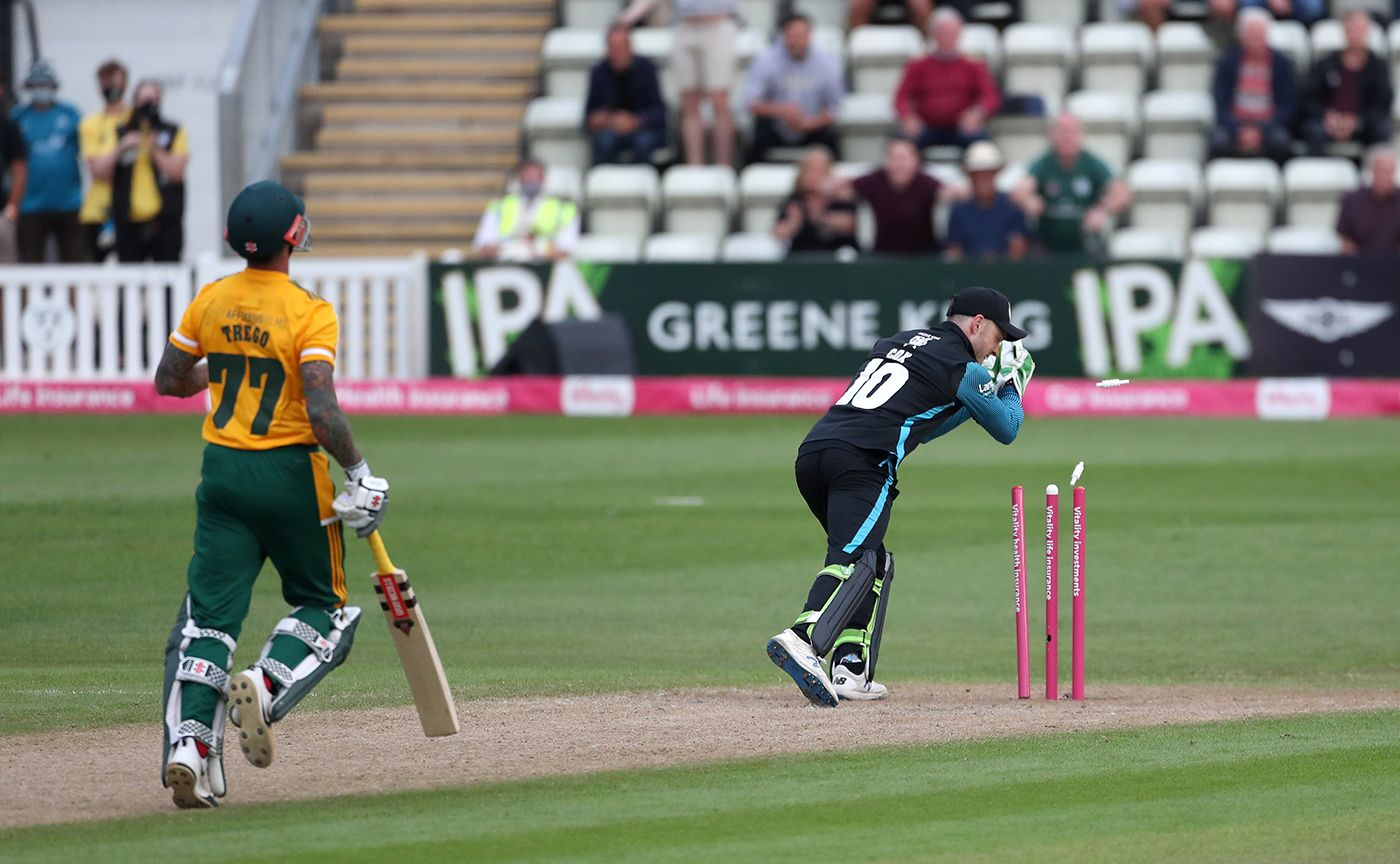 Nottinghamshire left wondering if they've lost their mojo after tie with Worcestershire