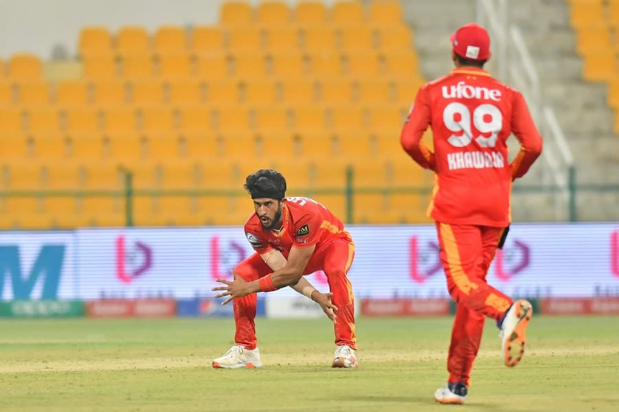Hasan Ali is the joint third-highest wicket-taker in PSL 2021 Pakistan Super League