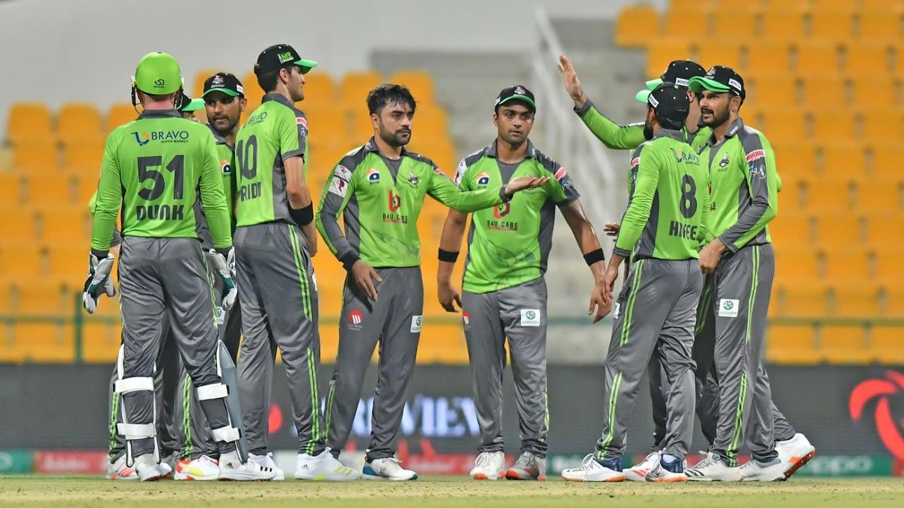 Rashid Khan 'broke our back' with five-wicket haul, says Shoaib Malik
